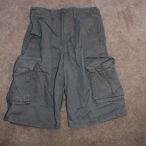 Boys size 14 Route 66 Cargo shorts